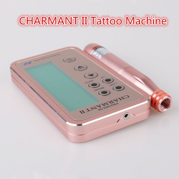 Korean Semi Permanent Tattoo Gun Electric Eyebrow Machine Charmant ...
