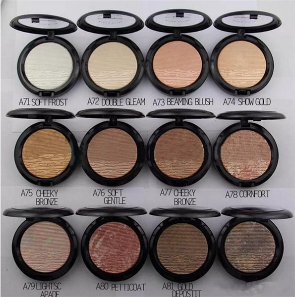 HOT New Makeup Face Powder Mineralize Skinfinish Poudre de fintion 10g DHL Free shipping 24 pcs