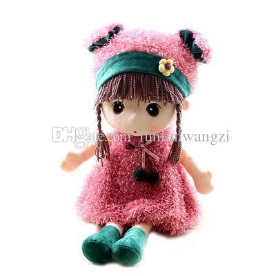 Nuevo 2016 45 cm Nueva RagDoll Muñecas de Peluche de Felpa Phyl Felpa Muñeca de trapo Muñeca juguetes lindos Dulce Modelo Niña de Regalo de Cumpleaños para Niños