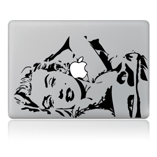 """FULCLOUD-3 New hot Originality Vinyl Decal Colour Local sticker for Apple MacBook air /pro / touch bar 11""""13""""15"""" Laptop Skins"""
