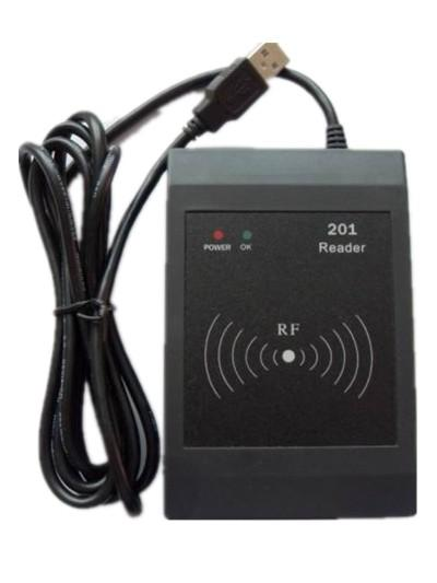 LED-Anzeige USB-Schnittstelle RFID Proximity ID Kartenleser (STB-201)