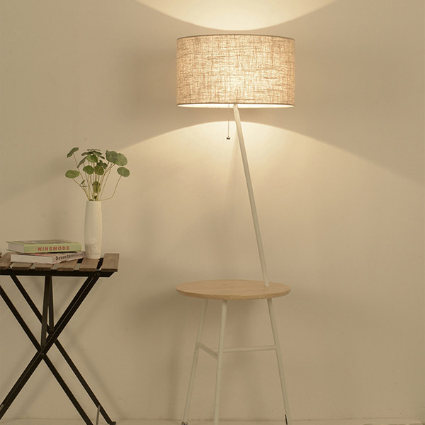 tripod floor lamp living room modern industrial floor lamps creative American Nordic bedroom led floor lamp study home tea table lighting