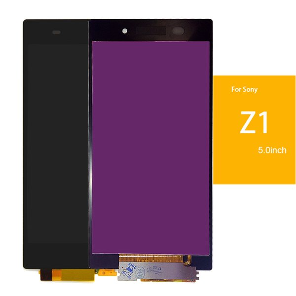 LCD Screen Display For Sony Xperia Z1 Z2 Z3 LCD Digitizer Screen Replacement Touch Display With Assembly Tools Complete