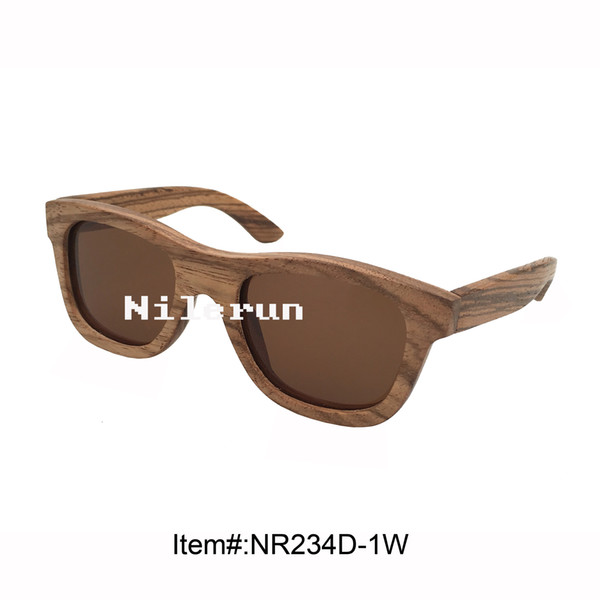 speical offer order online sleek Unique Handmade Pure Wood Frame Eyewear Sunglasses Sunglasses Brands Best  Sunglasses From Nilerun, $17.87| DHgate.Com