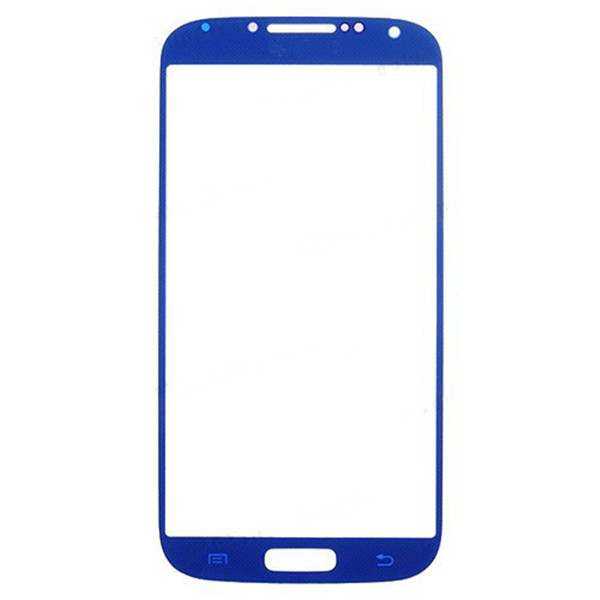 300PCS Front Outer Touch Screen Glass Lens Replacement for Samsung Galaxy s4 i9500 i9505 i337 free DHL