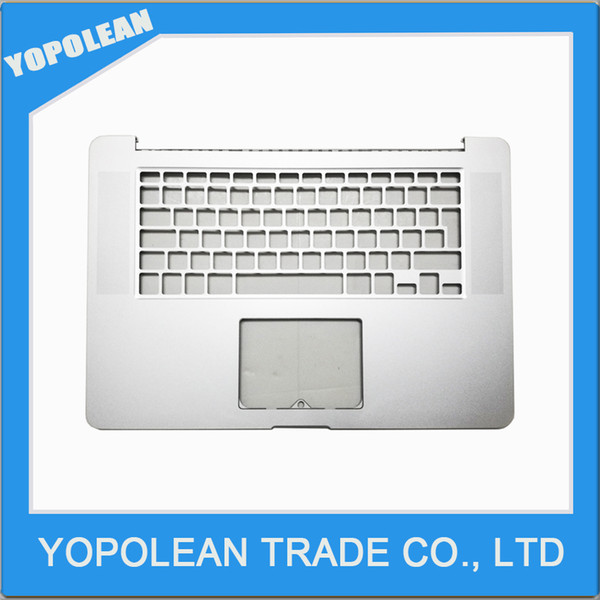 Original New Laptop Top Case C Cover For Macbook Pro Retina 15'' A1398 TopCase UK Version 2013 2014Year