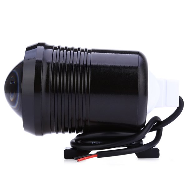 Faro per moto U2 1200LM 30W High Low Flash LED Guida Fog Spot Testa Lampadina Lampada frontale
