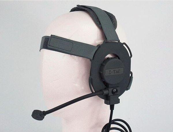 Z TACTICAL casque casque radio pièces BOWMAN EVO III CASQUE TACTICAL Standard Plug