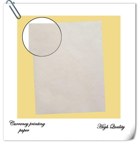A4 size copy paper 100 Sheets per lot 75 cotton linen Copy Paper For Laser Ink Jet Printer Size A4 Paper 216 X 279mm