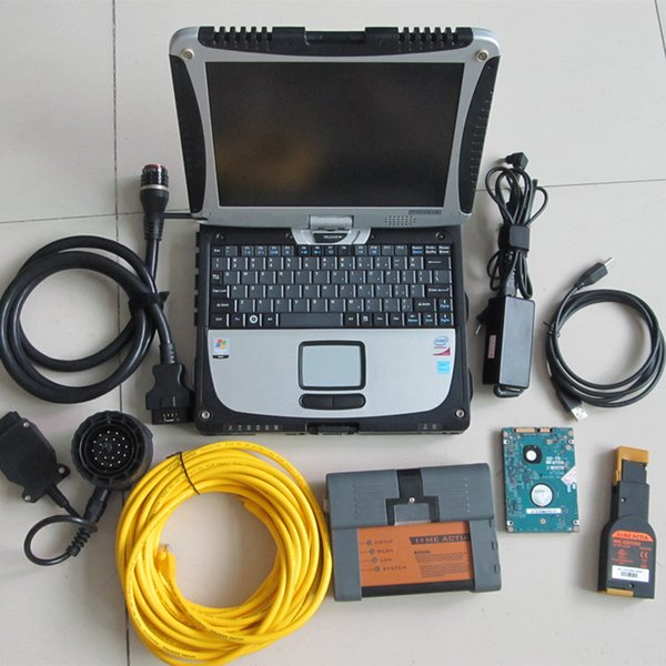 ICOM A2 + HDD + CF19 Toughbook