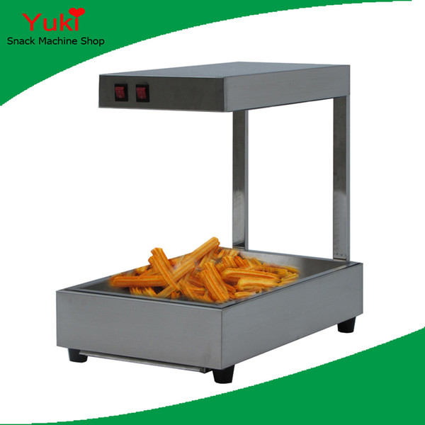 110v 220v commercial food warmer di play howca e fried food oil filter warmer fried chicken di play warmer tainle teel