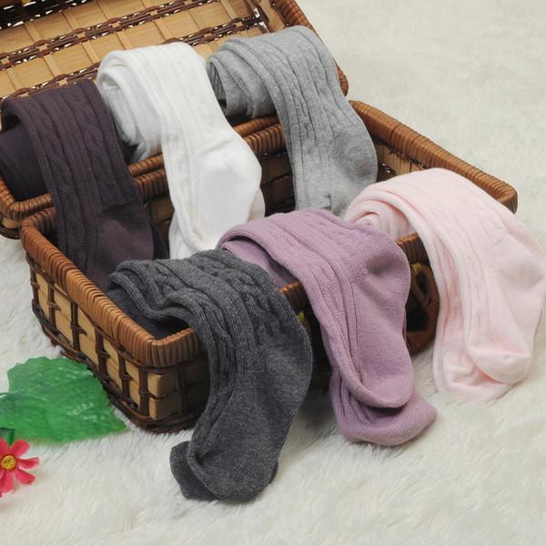 HOT Girls Winter Autumn Pantyhose Socks Baby Tights stocking Kids Tights Pants Underpants Pantyhose Same As Harper Seven Free Shipping