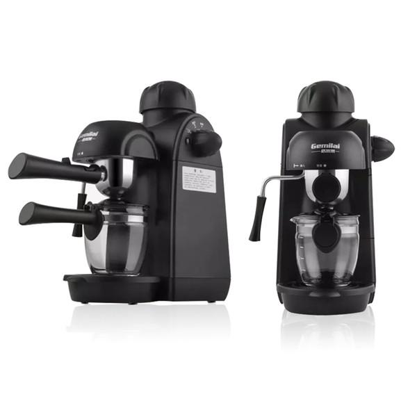 2017 Cmb2008 Coffee Machine Household Pumped Semi Automatic Coffee Maker Espresso High Pressure Steam Coffee Machine Free Shipping