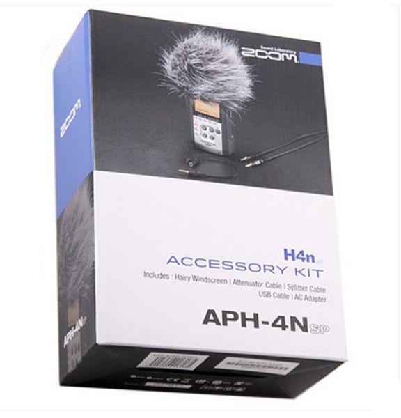 Kit di accessori all'ingrosso-Zoom APH-4N per set accessori completo di accessori per ZOOM H4N