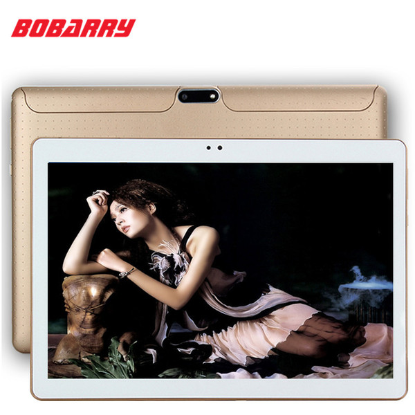 Wholesale- 10.1 inch tablet S108 Octa Core 3G 4G LTE phone tablet Android 6.0 4GB RAM 64GB ROM Dual SIM Bluetooth GPS 4G Tablet PC 10.1
