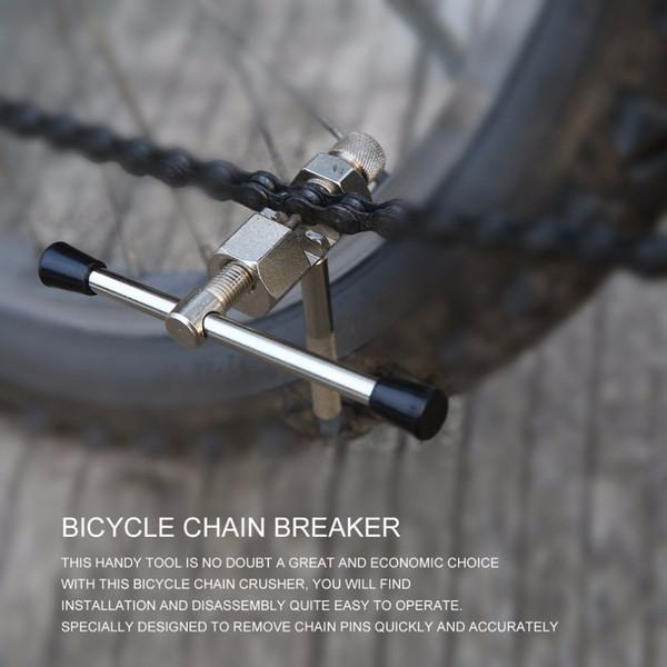 Mountain Bicycle Bike Chain Link Remover Rivet Extractor Tool Break Splitter