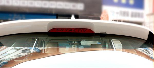 High Quality Carbon Fiber Sticker Brake Light Sticker Body 3D Decal Stickers Car Styling For MAZDA CX-5 CX5 2012 2013 2014 2015