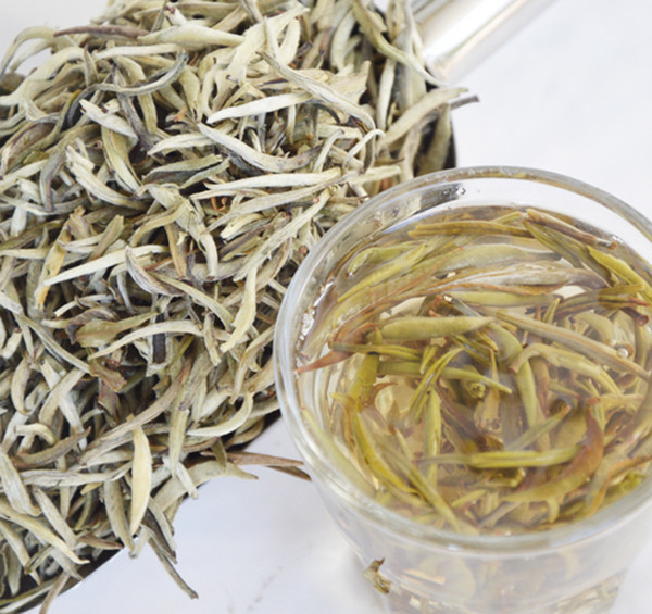 new super grade 200g silver needle, taimushan mountain white tea, baihao yingzhen conquer blood pressure green food