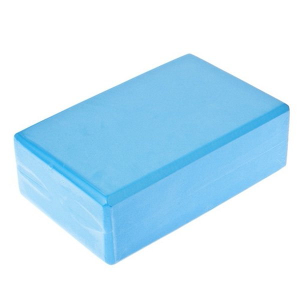 Wholesale-High Quality Yoga Block Brick 225*145*76mm Foaming Foam Home Exercise Practice Fitness Gym Sport Tool