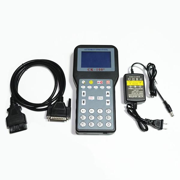Nouvelle Arrivée Auto Keys Pro CK100 Auto Programmeur Principal CFF V99.99 Auto Key Programmer Silca SBB La Dernière Génération CK 100 Multilanguage