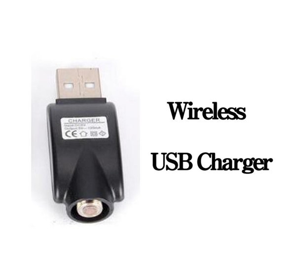 Wireless USB Charger Ecig For Ego CE3 O Pen BUD Touch Preheating Battery 510 Thread Vape Pen Battery Electronic Cigarettes Charger