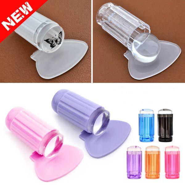 Well Use Nail Art Templatessilicon Materials Beauty Nail Printing