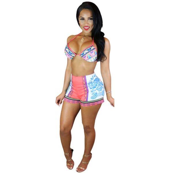 New Swimsuit Push up Neoprene String Thong Brazilian Beach Bathing Off Shoulder Bandeau Style Swimwear