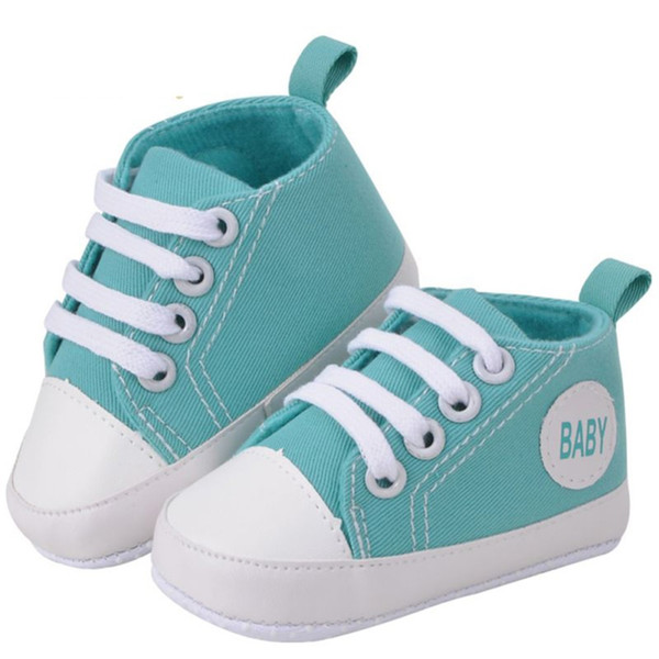 best selling 5 Colors Kids Children Boy&Girl Shoes Sneakers Sapatos 2017 Baby Infantil Bebe Soft Bottom First Walkers