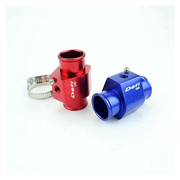 EPMAN 34 mm Aleación Tubo conjunta de Temperatura Agua Temp sensor calibre Adaptador De La Manguera