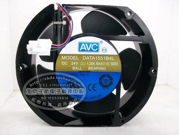 AVC DATA1551B4L 17250 24V 172 * 172 * 51mm ventola a tre velocità per armadi server
