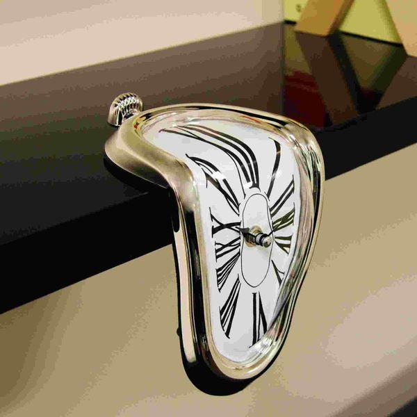 SZS Hot Melting clock art wall clock