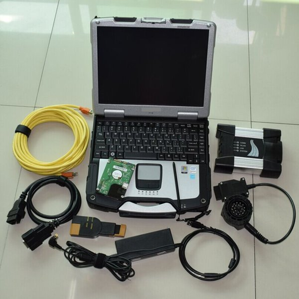 newest for bmw icom next diagnostic programming with hdd 500gb expert mode laptop cf30 touch computer 4g windows 7