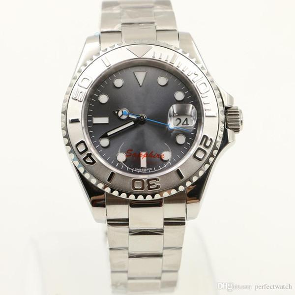 New fashion Mens luxury brand watch men Rol watches Master sapphire glass AAA quality wristwatch men watch