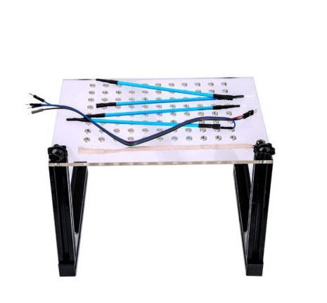 2017 --- neue LED BDM Rahmen für FGTECH BDM100 KESS KTAG K-TAG ECU Programmierer Werkzeug mit Mesh mit kostenlosem Versand