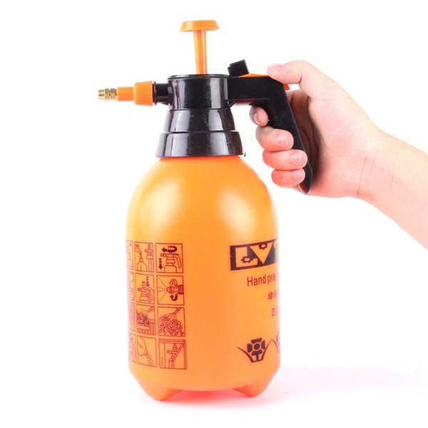 best selling Wholesale-Free Shipping High Corrosion Resistant 3l Hand-pressure Hand Pump Pressure Sprayer Bottle Pressurized Spray Bottle Car Wash