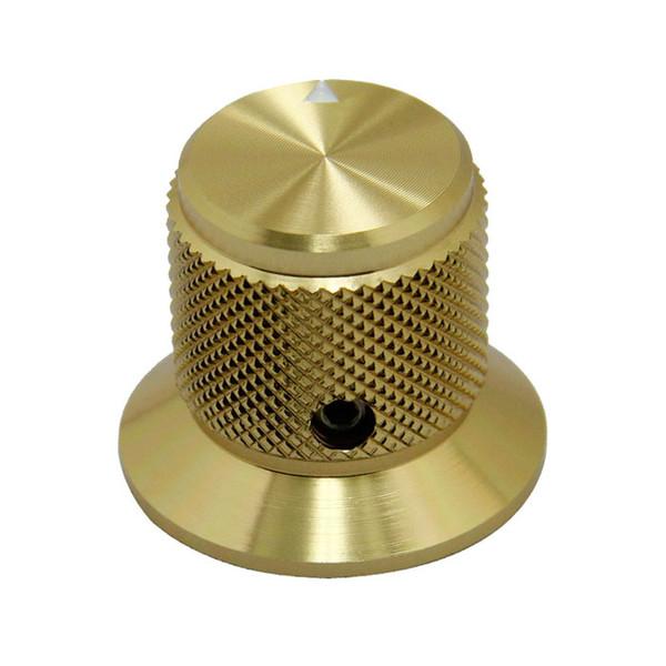 free shipping 30*25mm guitar hifi electronic potentiometer knob DIY Digital part Sound volume switch knob Tube Amplifier knob