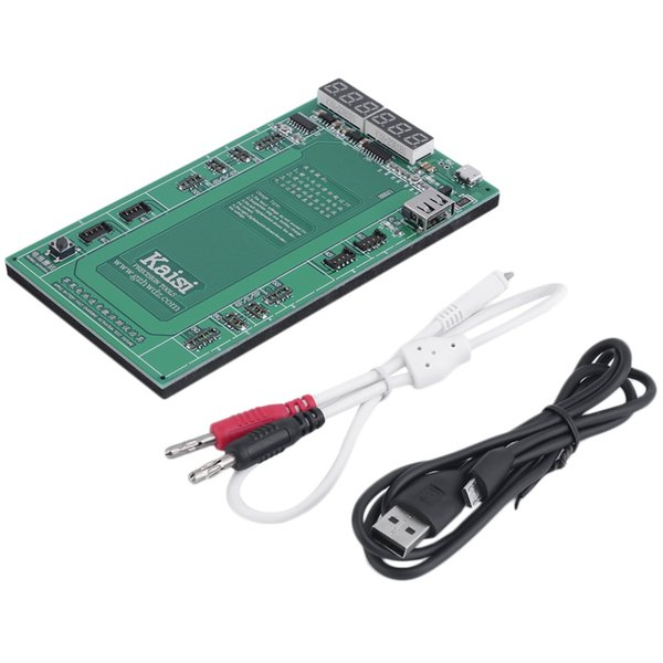 Nuevo comprobador de circuito de la tarjeta de carga activada por batería para iPhone 4 / 4S / 5 / 5S / 6/6 Plus al por mayor