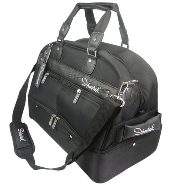 Оптовая продажа-Бесплатная доставка Dbaihuk гольф одежда сумки обувь сумка двойной плечо мужская гольф одежда сумка