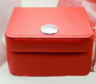 2019 New Red Brand Watch Box Papers Card Purse Master Gift Boxes for OM watch box free shipping