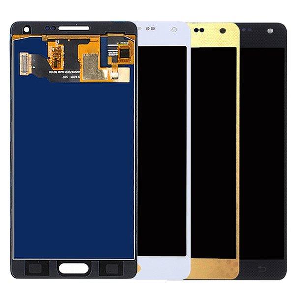 Высокое качество ЖК-дисплей + сенсорный экран для Samsung galaxy A5 2015 A500 A500f A500FU A500M ЖК-дигитайзер Ассамблеи инструменты