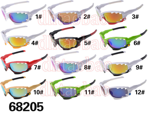 summer BRAND men popular sports spectacles fashion sunglasses women Cycling Sports Outdoor MAN Sun Glasses dazzling colors free shipping