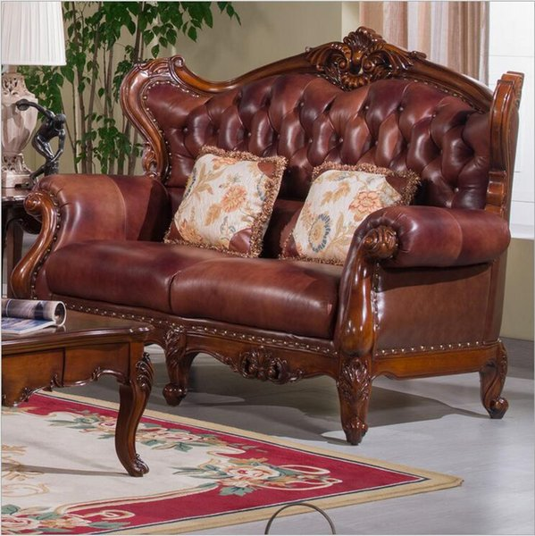 Strange 2019 New Italian Creative Luxury Design Living Room Sofa Ornate Back And Fringes Design Noble Button Leahter Sofa Couch 10280 From Tengtank Creativecarmelina Interior Chair Design Creativecarmelinacom