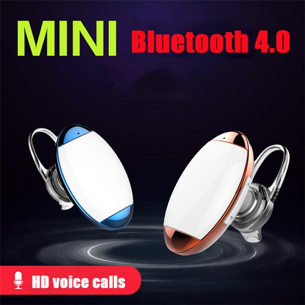 Cute Mini Wireless Bluetooth Earphone V4.0 Stereo HD Sound Casque wireless Headphones Headset Handsfree for smart Phones