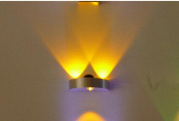 Acquista lampada da parete interni w led ac v v camera da