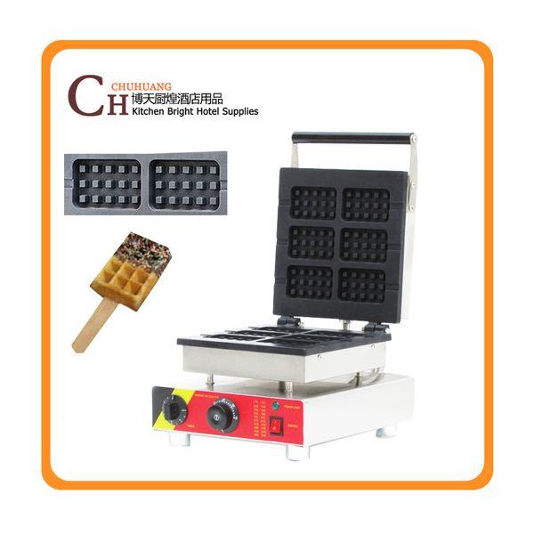 Gaufrier électrique de 110V / 220V à vendre, gaufrier avec la surface de fer antiadhésive