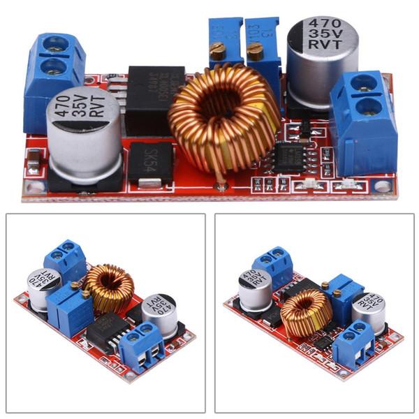10pcs / lot 5a courant constant et tension constante LED pilote module de charge de la batterie module de tension à courant constant non isolé