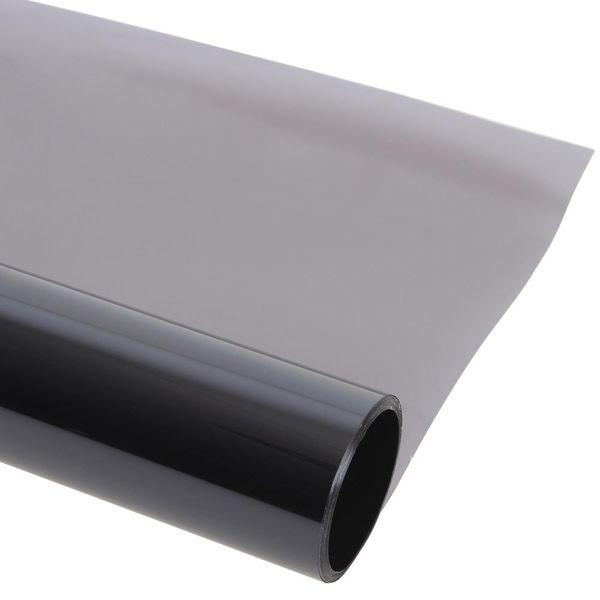 Wholesale- 0.5*3m Light Gray uv+insulation Car Window Tint Film VLT 45% 2 ply Solar Protection Film