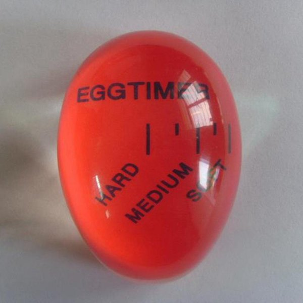 1pcs Egg Perfect Color Changing Timer Yummy Soft Hard Boiled Eggs Cooking Kitchen