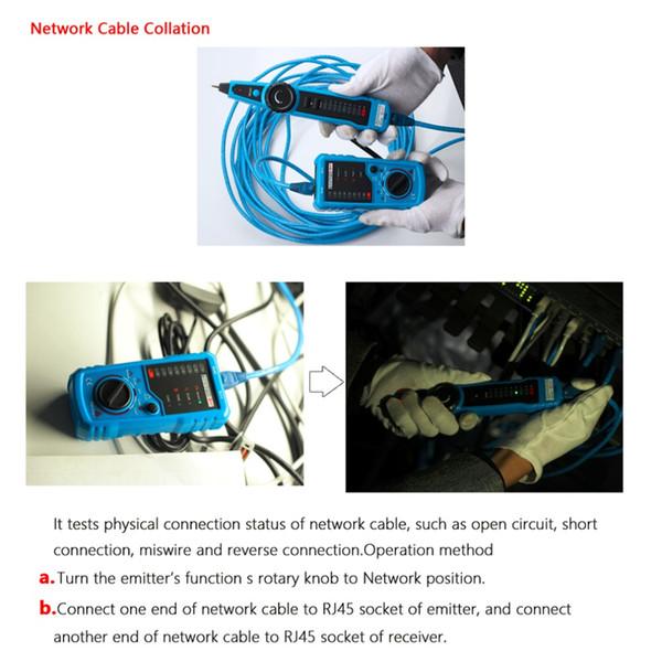 Aliexpress Com Buy Fwt11 Rj45 Rj11 Cat 5 Cat6 Telephone Manual Guide