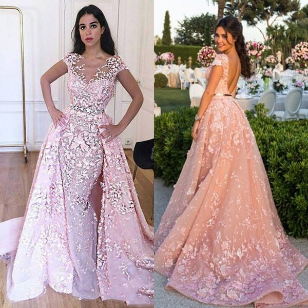 High Quality Pink Prom Party Dresses New